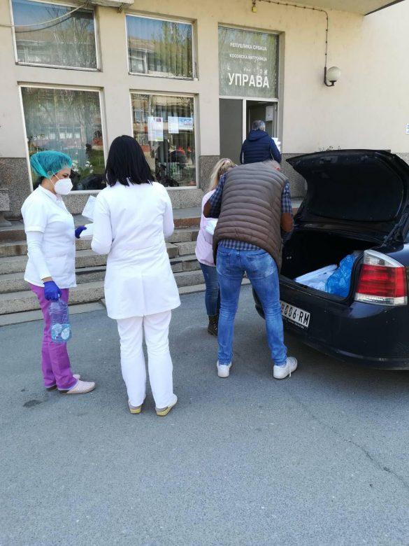 Општина Стара Пазова донирала помоћ Општини Звечан