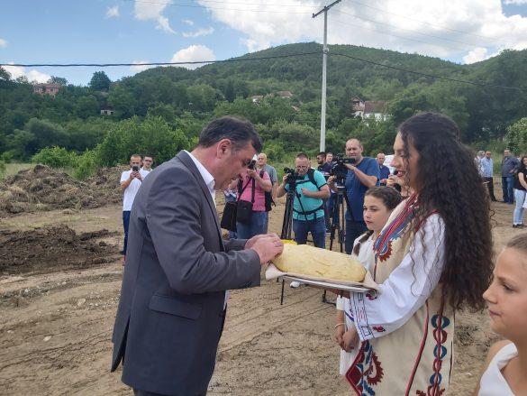 Положен камен темељац за изградњу Гарни спа хотела у Рајској Бањи у Бањској