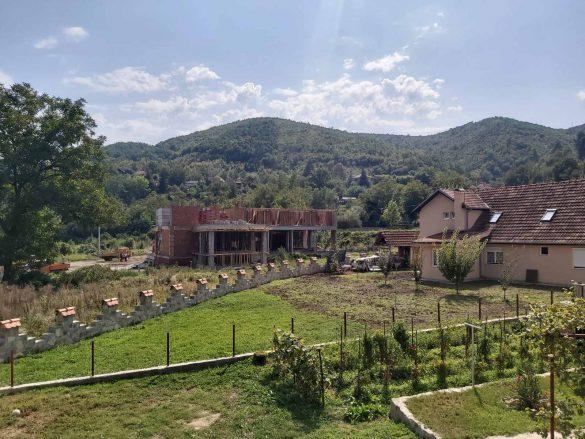 У току изградња Гарни спа хотела у Рајској Бањи у Бањској